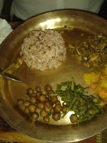 Meshing Thali