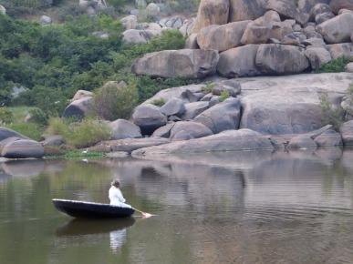 tungabhadra - boats- 2