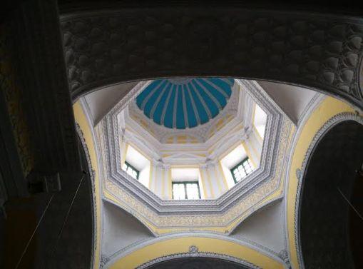 5 storey basilica