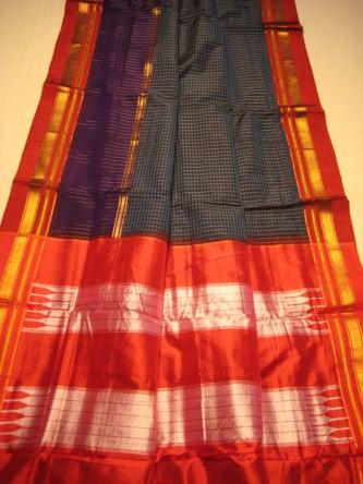 ilkal-sari