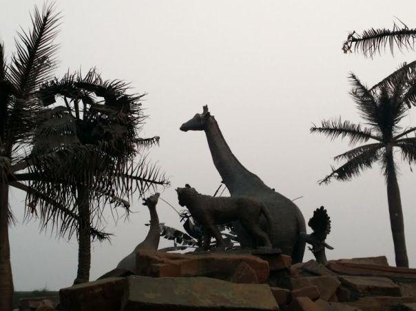 Kansiram park - animals- 1