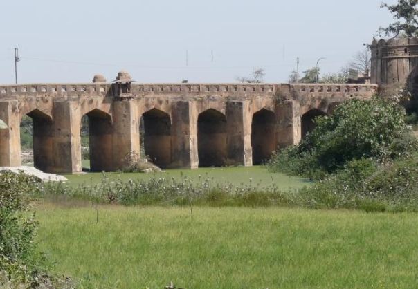 Orchha-bridge
