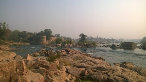Rocks on Betwa 2