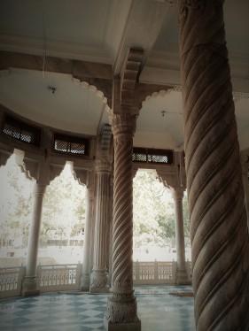 pillars Sonji ki nasiya