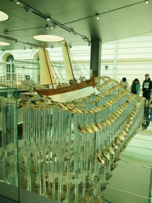 model installation on the ship - Introduction