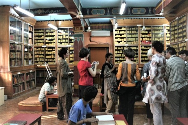 Sarnath Library