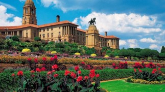 secretariat building Pretoria