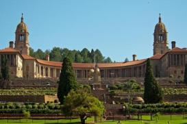 Union Buildings by Herbert Baker - South Africa